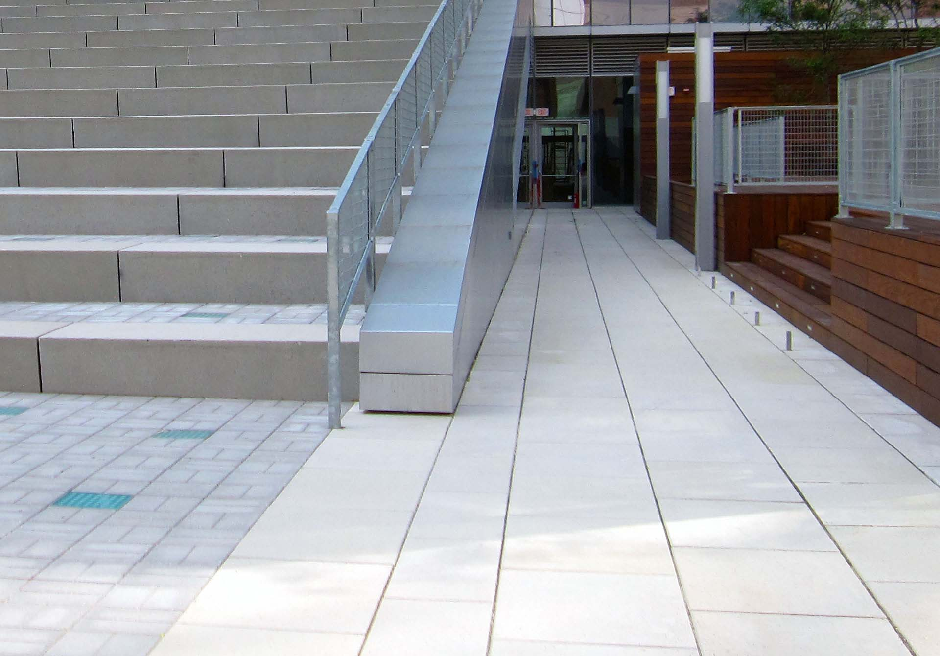 Manufacturer of Commercial Building Architectural Pavers for Entryways