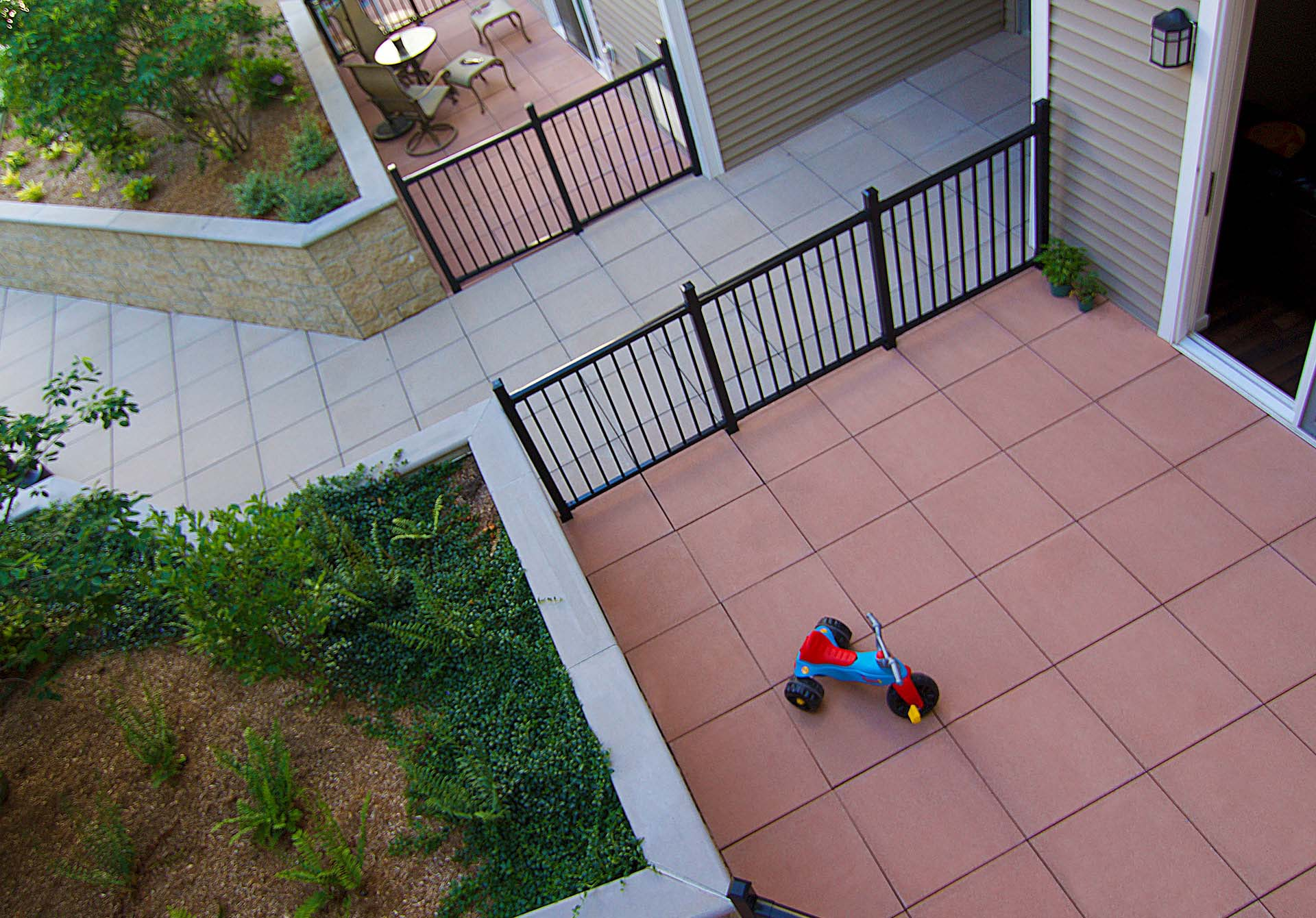 Manufacturer of Patio and Deck Pavers for Residential Buildings