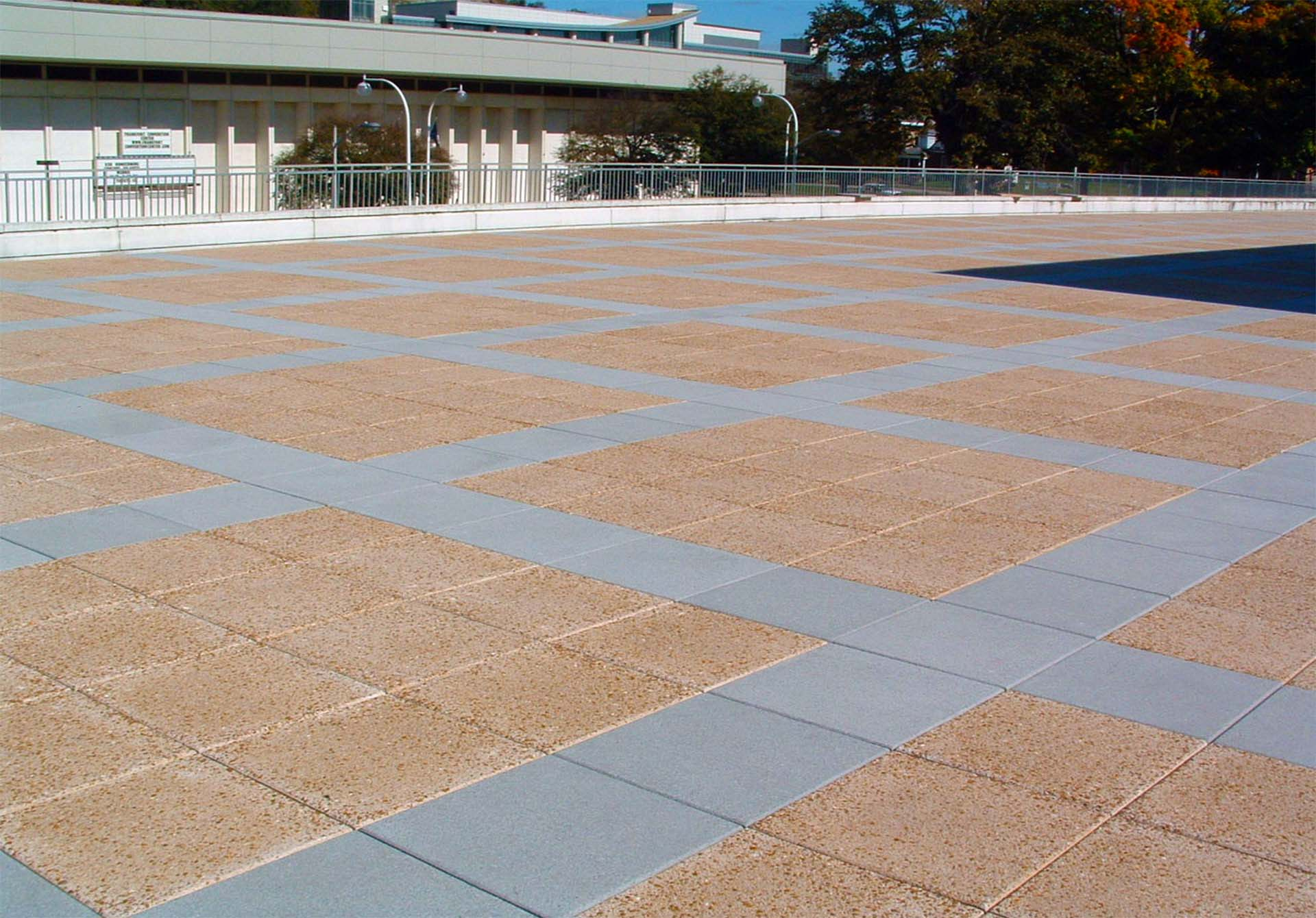 Manufacturer of Commercial Building Pool Architectural Pavers
