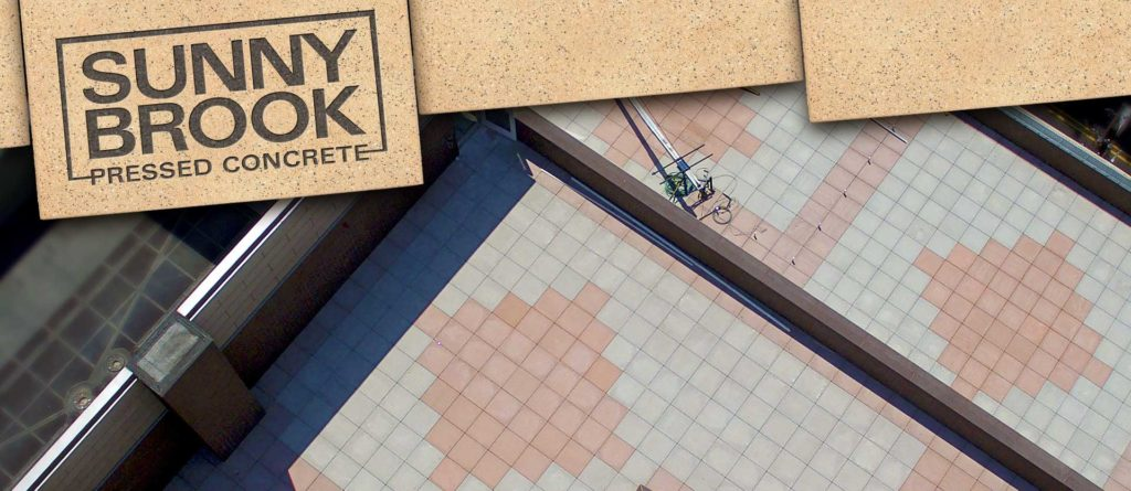 Commercial LEED Pavers